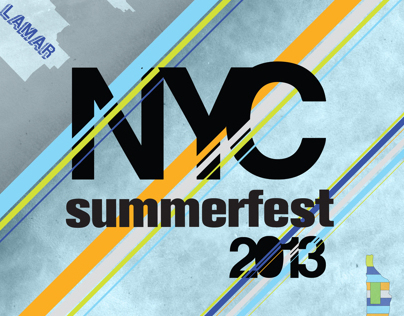 NYC Summerfest 2013