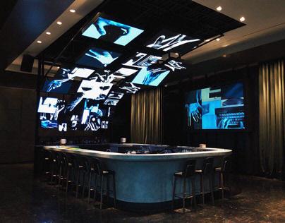 Hotel Indigo Hsinchu Science Park Video Installation
