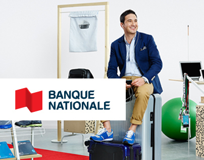 World MasterCard Banque Nationale - Campagne