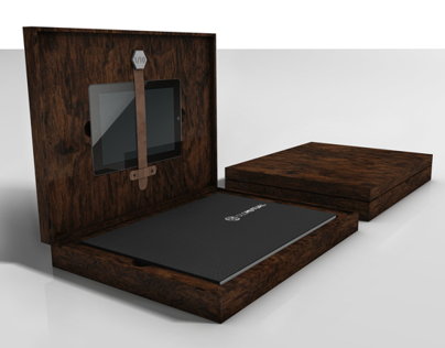OLD MUTUAL LEGACY BOOK PACKAGING CONCEPT
