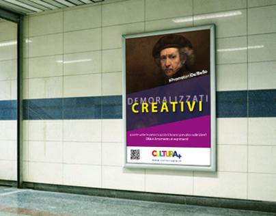 Cultura + on-line magazine