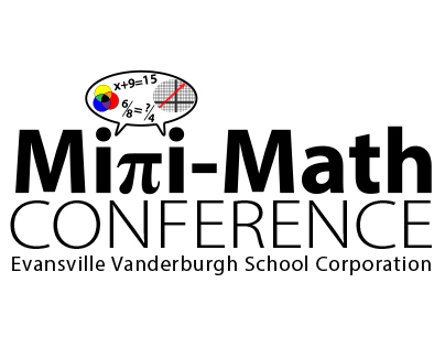 EVSC Mini-Math Conference Logo