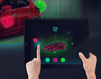 App - Mapping Mazda