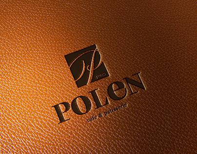 Polen Cafe & Patisserie Logo ve Kurumsal Kimlik