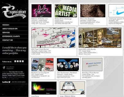 Exquision.com | New website