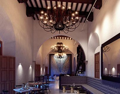 Restaurante/Bar Hotel Mesón del Marqués