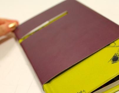 Classmate Book Cover Design