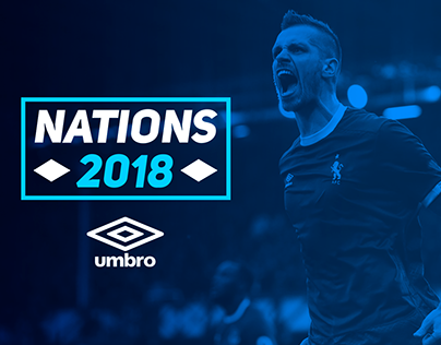 Umbro Nations 2018