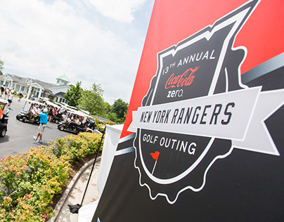 NYR & Coke Zero Golf Outing 2015