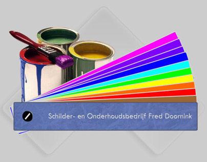 Schildersbedrijf Fred Doornink