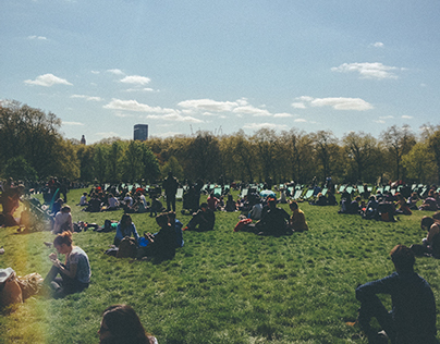The always-sunny UK – Photography [2014]
