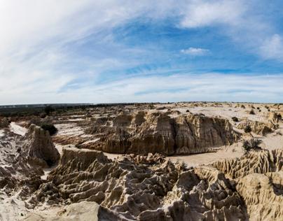 Australia, NSW Country & Outback - Panoramas