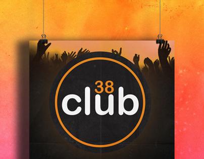 Affiches Club38