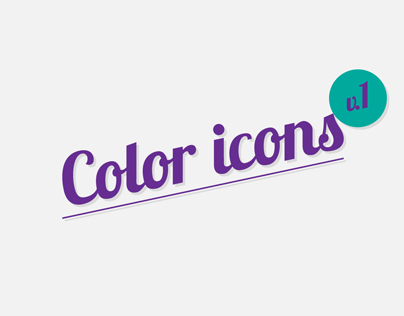 Color Icons vol.1