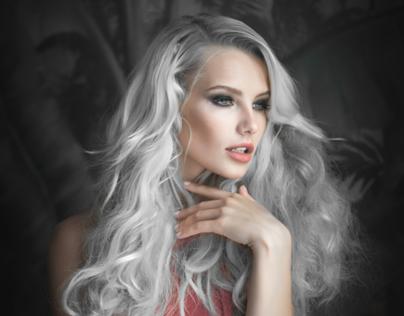 Versace Mansion Editorial