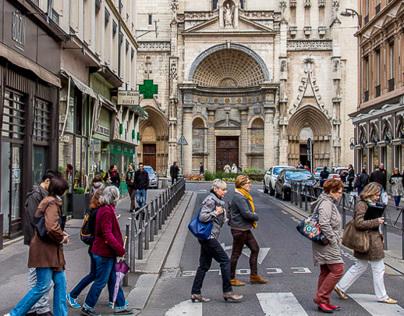 Balade urbaine commentée | 2014