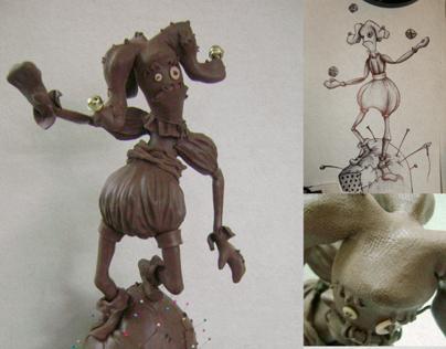 Character Design/Sculpture