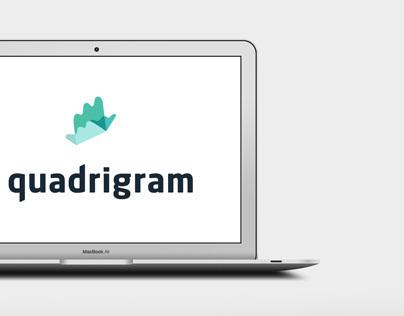 Website: quadrigram