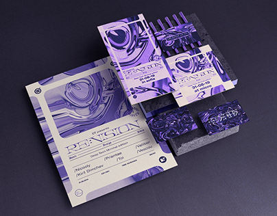 [re:vision] - visual identity & promotional campaign