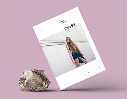 Violeta Vega / Fashion Designer