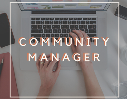 Community Manager - Instagram