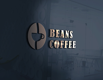 logo beans coffee