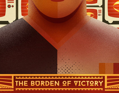 The burden of victory