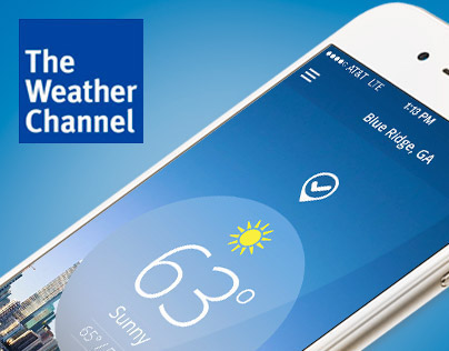 The Weather Channel iPhone App