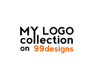 My logo collection on 99designs