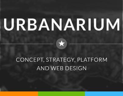 Urbanarium Web Design