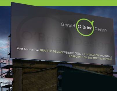 Gerald O'Brien Design