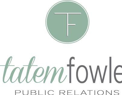 Tatem Fowler PR Logo