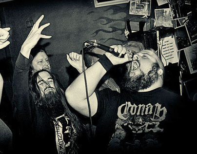 Windhand, Inter Arma, IN THE HILLS, Hummune & Greenhorn