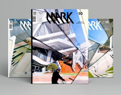 50th Mark magazine cover contest 2014