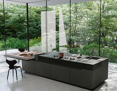 Maxima 2.2 Kitchen