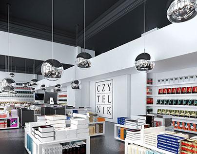 Czytelnik Bookstore / Warsaw