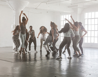 "Degree and DanceOn ""Dance More, Live More"" Campaign"