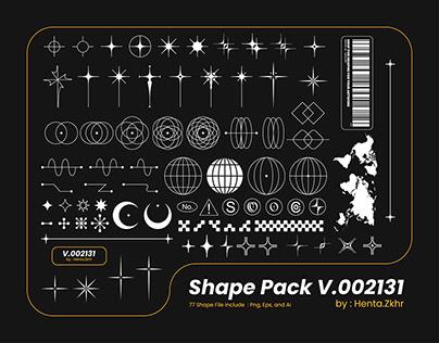 Shape Pack v.002131