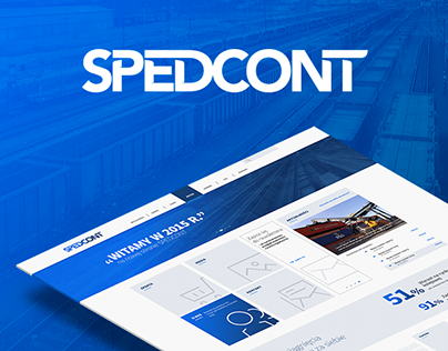 SPEDCONT Website Redesign