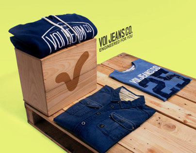 VOI Jeans Advert