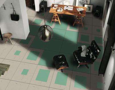 BLOOM tiles
