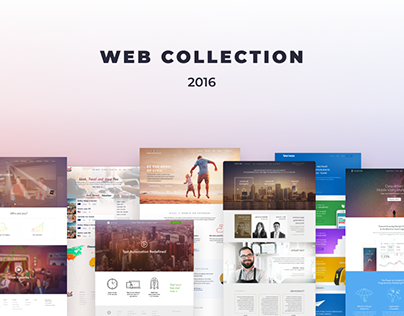 Website Design Collection 2016