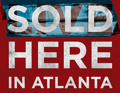 Atlanta Human Trafficking Poster