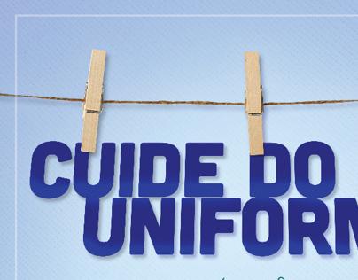 Uso do uniforme - Grupo DIMED