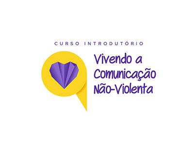 Visual identity for non-violent communication courses