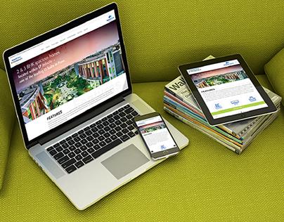 Launched a Landing Page/Microsite | Shapoorji Pallonji