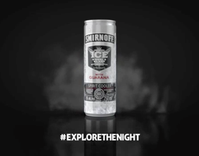 Smirnoff Explore The Night TV Ads