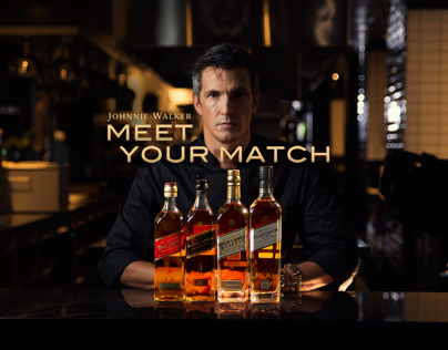 Johnnie Walker - Meet your match