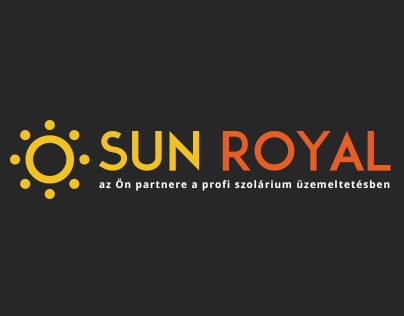 Sun Royal - logo, website