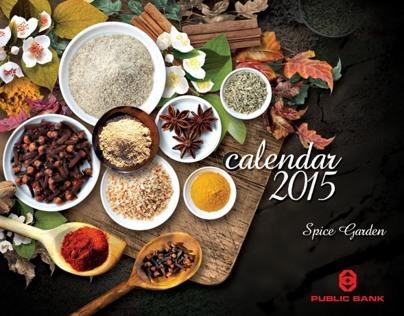 Public Bank 2015 Calendar
